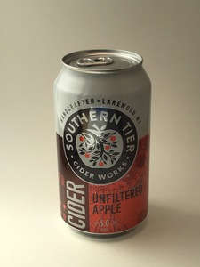 Southern Tier - Unfiltered Apple (12oz Can)